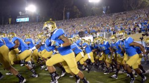 NCAA Football: Houston at UCLA