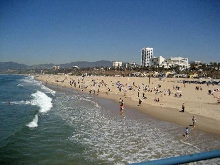 the-beach-at-santa-monica