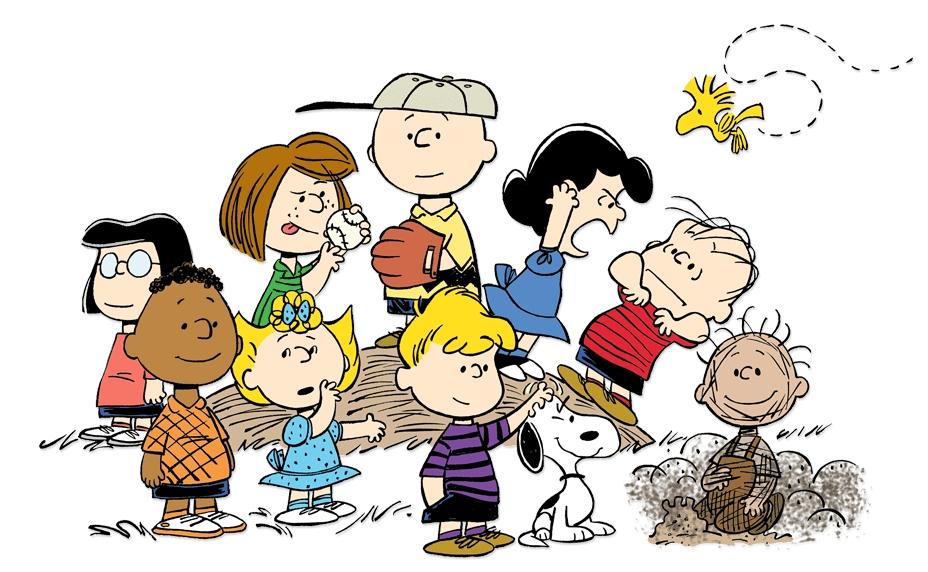 Image result for Peanuts baseball