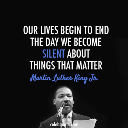 Martin Luther King jr. Quotes 1