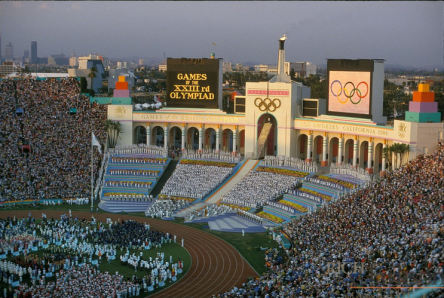 1984+Los+Angeles+Summer+Olympics