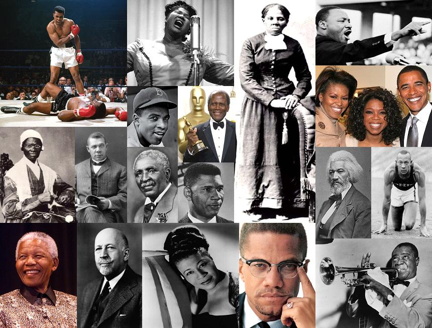 black history month 2017  just a few thoughts