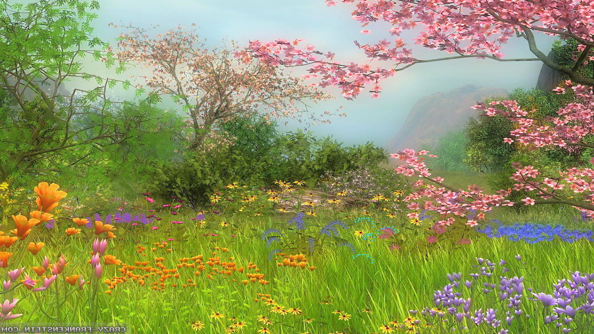 [44+] Wallpaper Spring Nature Scenes on WallpaperSafari |Spring Nature Scenes